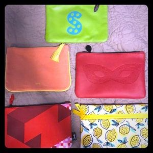 Ipsy Cosmetic Bags Your Choice